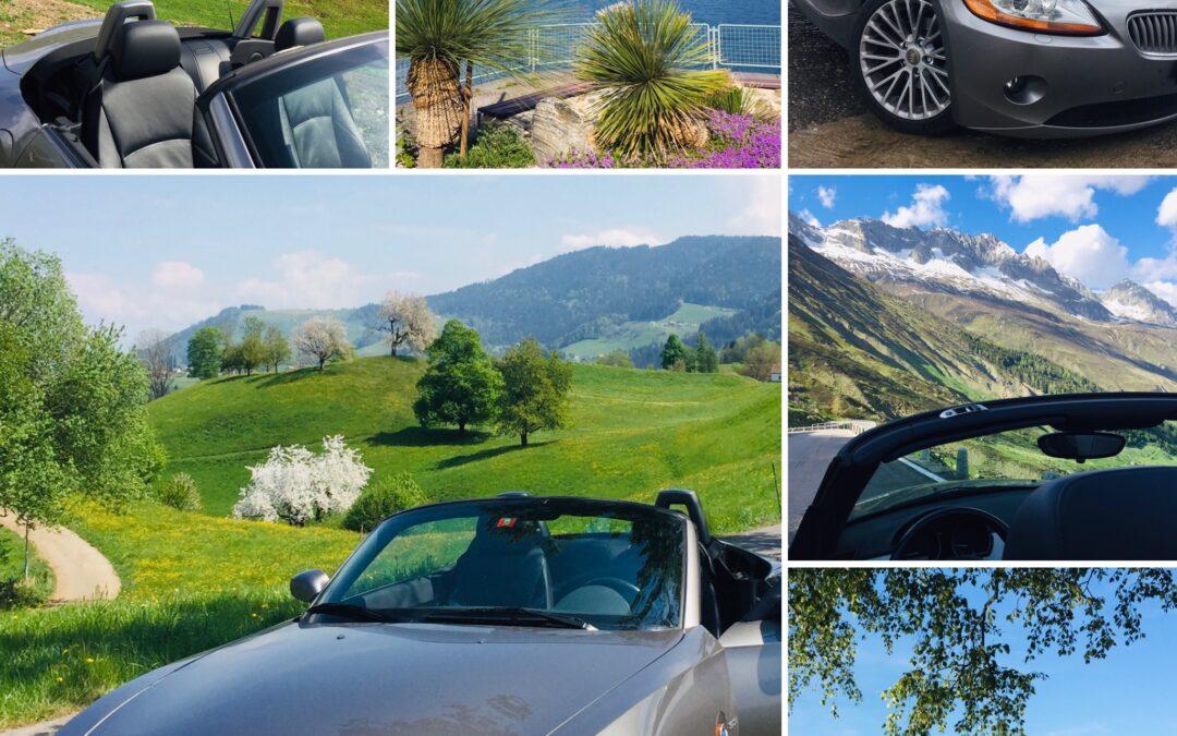 JETZT NEU: Unvergessliche Roadster-Touren mit Ihrer persönlichen Begleitung